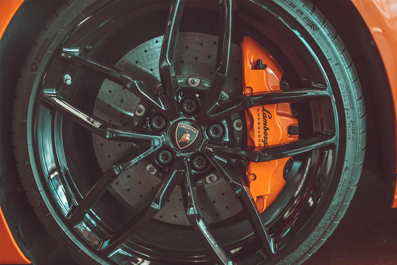 Alloy Wheel Powder Coating JWR