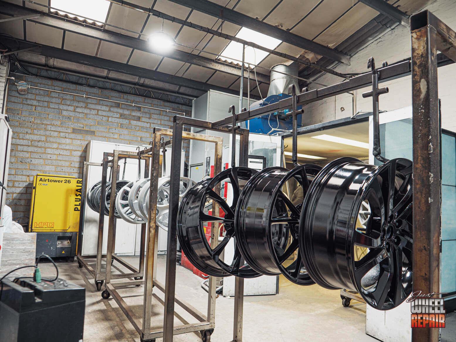 alloy wheel refurb herts